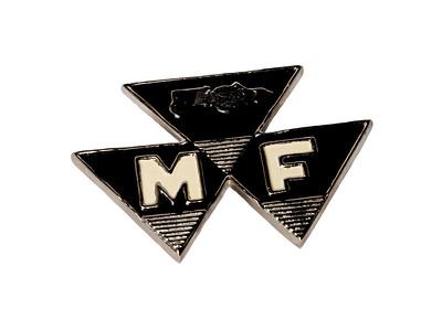 MASSEY FERGUSON 65 SERIES FRONT BONNET NOSE CONE BADGE