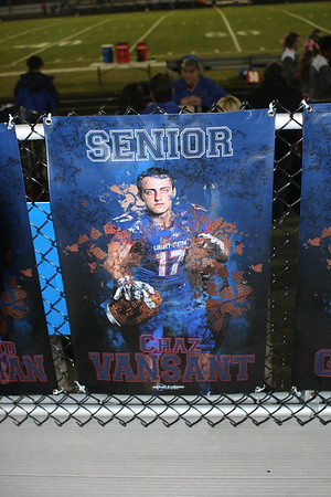 Football Senior Night