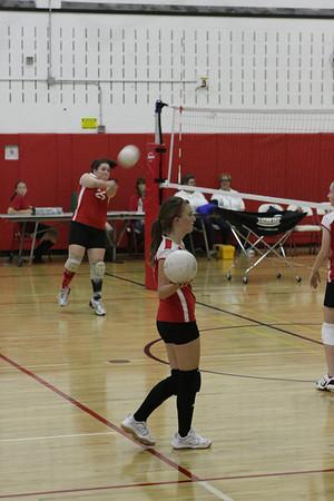 20070911 Volleyball vs. Longwood