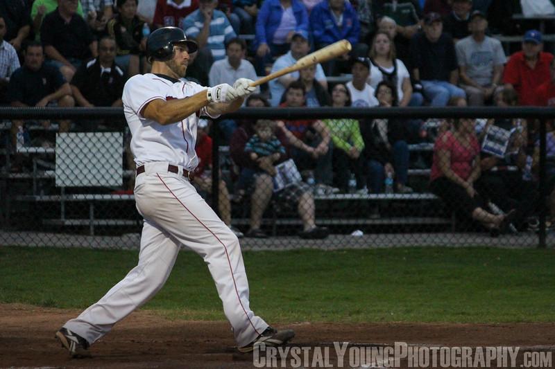 Guelph Royals at Brantford Red Sox July 26, 2013