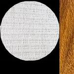 round with cloth