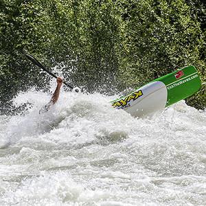 ICF Canoe Kayak Wildwater World Championships Valtellina 2014