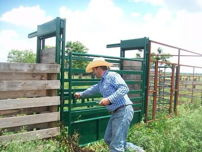 Functioning Rodeo Arenas
