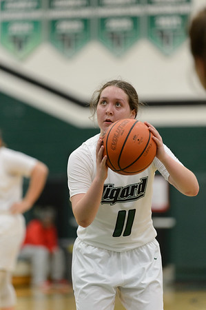 Tigard High School Girls Varsity Basketball vs Westview