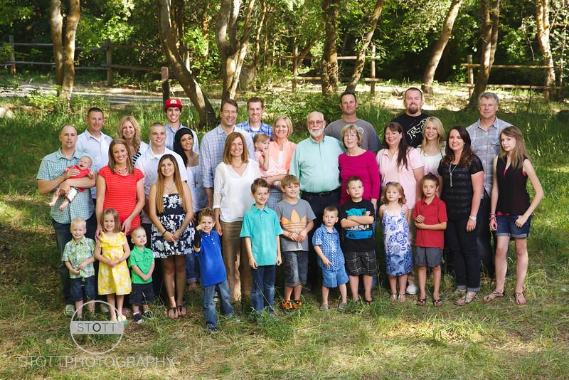 Wilcox Family 2013