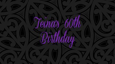 02.10 Teina's 60th