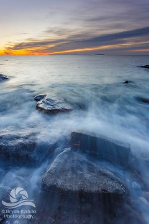 East Beach Sunrise 01-14-17