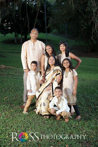 The Mahabir Family