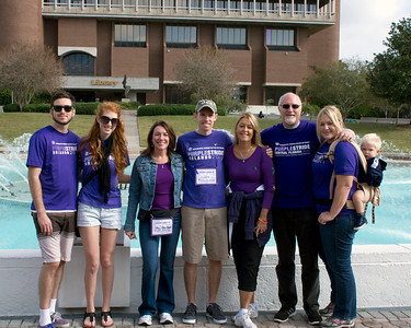 Pancreatic Cancer Walk November 18th, 2012 UCF