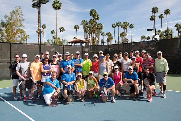 Omni Tennis with the Stars2015