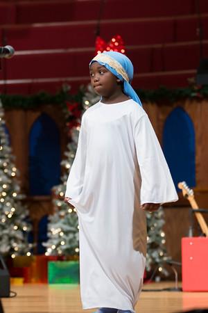 Church Service December 2016