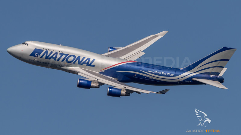National Airlines / Boeing B747-428(BCF) / N952CA