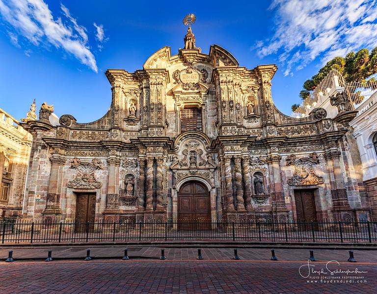 Jesuit Church of La Compania