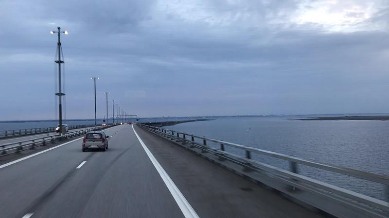 VIDEO-Stockholm to Copenhagen sights
