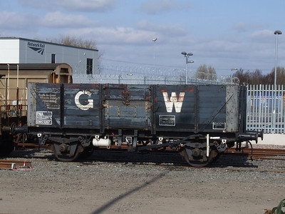 PNA (GWS) - Great Western Society Coal Wagon