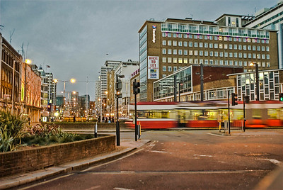 Croydon - Low Lite - Test Sequence