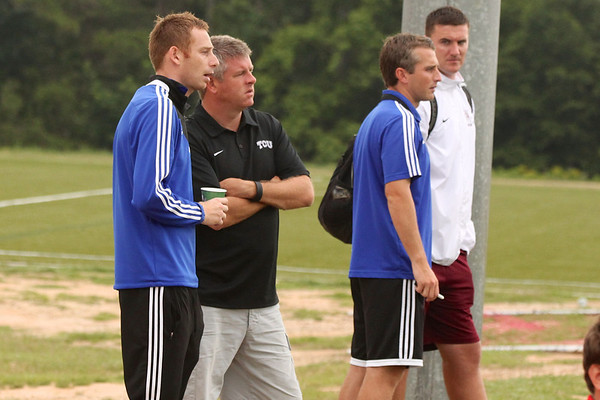 College Coaches May 31 2014 Rush Scrimmage