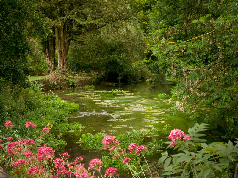 'Pastoral Bibury' - Cotswolds, England