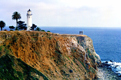 Point Vicente Light, California