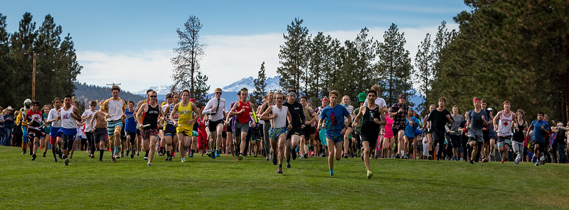 2017 Central Oregon XC Relays