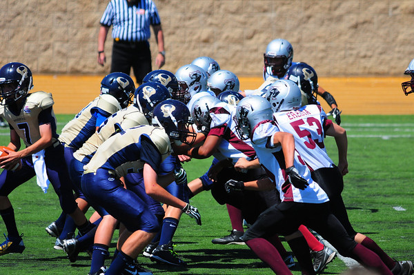Torrence Panthers vs. LCC 9.07.13