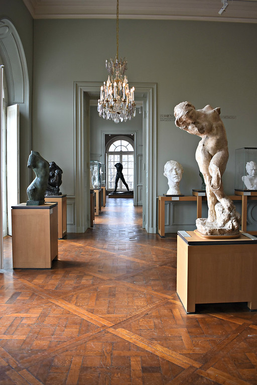 Musee Rodin in Paris, France