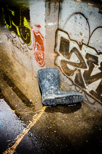 proper stowage week 8: treading lightly