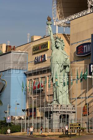Statue of Liberty in Rio