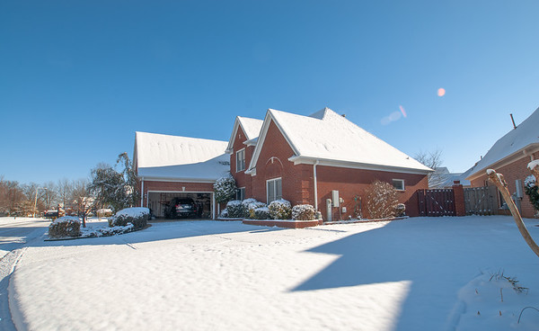 Collierville-Shelby Farms Snow