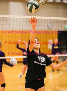 Issaquah @ Skyline Varsity Volleyball