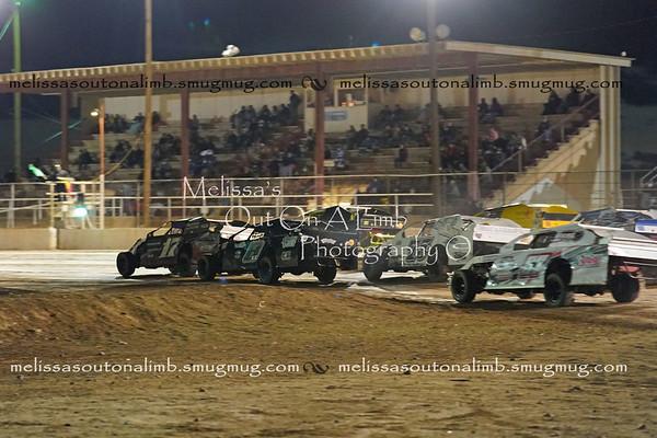 2021 3-14 Central Arizona Speedway- partial race-rainout