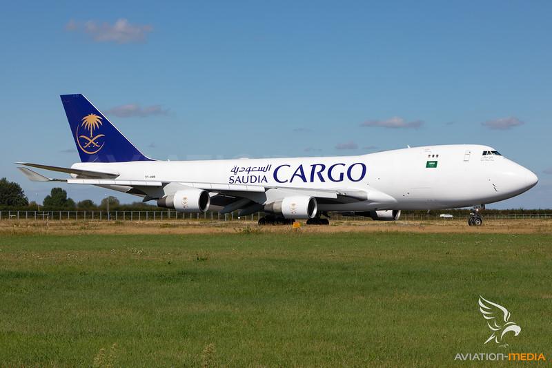 Saudi Arabian Airlines Cargo (Air Atlanta Icelandic)   Boeing 747-412F(SCD)   TF--AMB