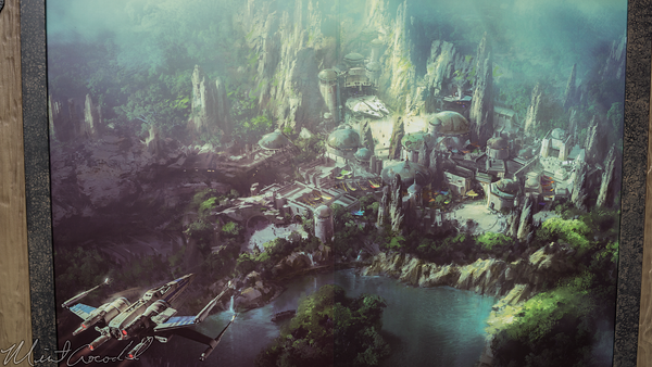 Disneyland Resort, Disneyland, Big, Thunder, Big, Thunder, Trail, Star Wars Land, Star, Wars, Land, Concept, Art