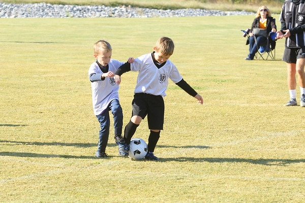 2020-10-17 AYSO Soccer Game