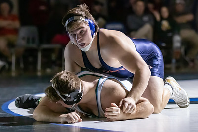 2020-02-22 Class 4 160 to 285 pound State Wrestling Title