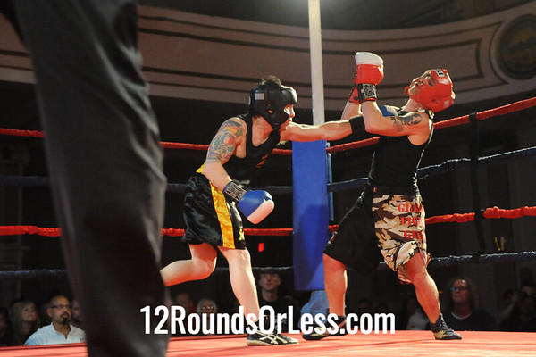 Bout #7  Nick Jackman, West Side BC, Parma -vs- Roger  Blankenship, Wrestling Factory, Cleve 141 lbs Novice