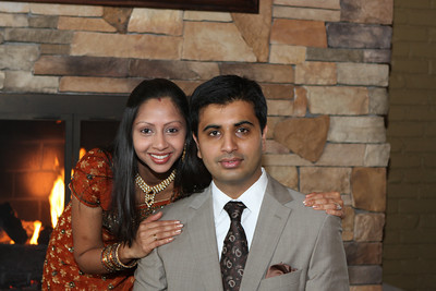 Gaurav and Radhika