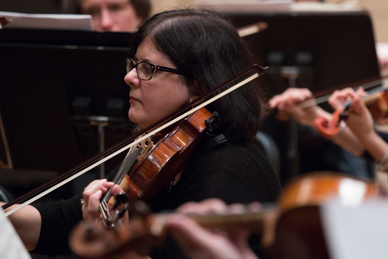 Samira Saliba Phillips -- Hopkins Symphony Orchestra, April 2017