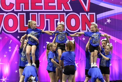 Champion Cheer Academy  Pixies - Youth 1
