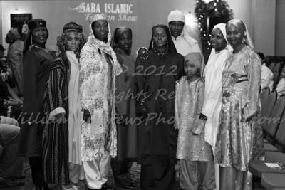 Modest Kouture presents the Saba Islamic Fashion Show 2012