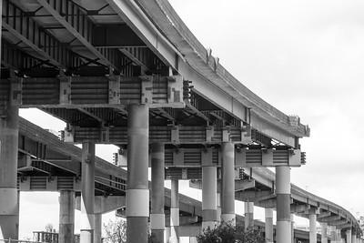 Under the Poplar Street Bridge August 19 2016