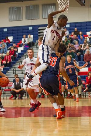 Hershey vs Red Land Boys Basketball