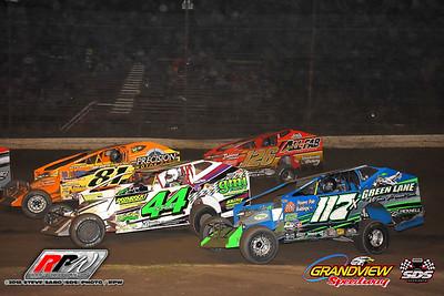 Grandview Speedway - 6/23/18 - Steve Sabo (SDS)