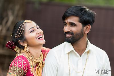 Sahana & Shrikanth