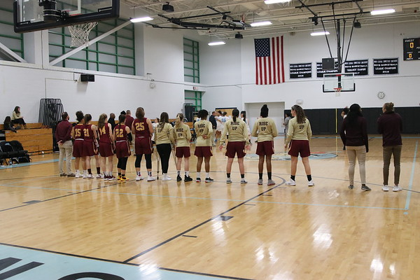 Windsor Locks Lady Raiders vs SMSA
