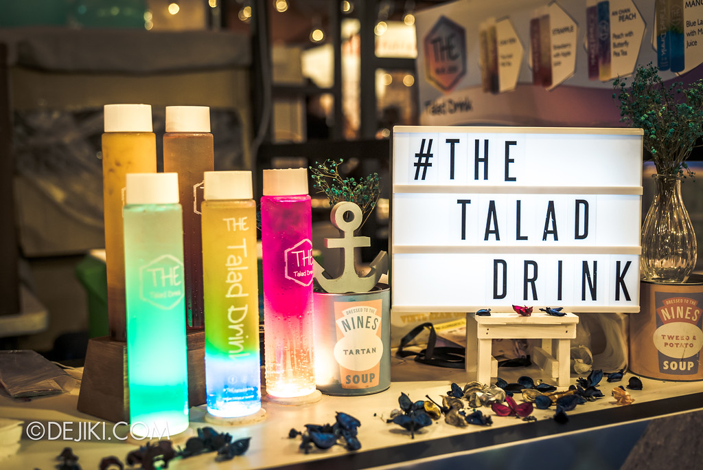 The Great Food Festival RWS - Rollin' Sweet Times / The Talad Drink