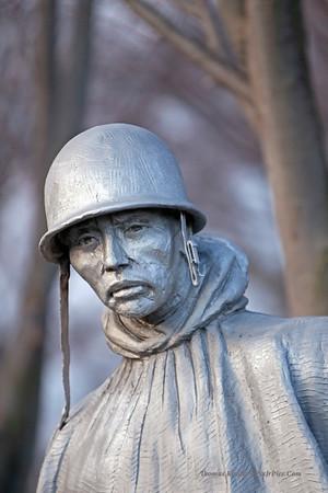 Korean War Memorial 2/12/11