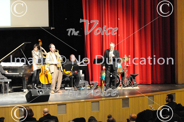 Annual Tribute to the Life and Legacy of Reverend Dr. Martin Luther King, Jr. at East Aurora High School in Aurora, IL 1-21-13