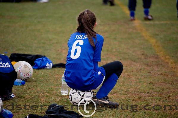 Girls Travel Soccer 2007 - 2008