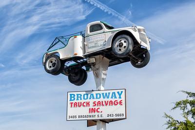 Covid Respite #3 - Broadway Truck Salvage